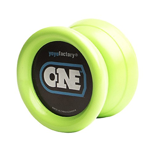 yoyofactory YO-003 - Yoyo, inklusive 2 Lager, grün