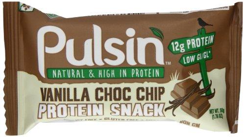 pulsin-protein-snack-vanilla-choc-chip-18-x-50g-bars-gluten-free-vegan-dairy-free