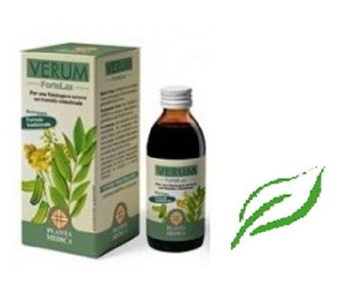 ABOCA - PLANTA MEDICA - VERUM FORTELAX SCIROPPO 126 G.
