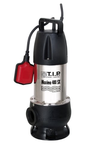 TIP-30140-Schmutzwasser-Tauchpumpe-Baupumpe-Maxima-400-SX-bis-24000-lh-Frdermenge-Bundle