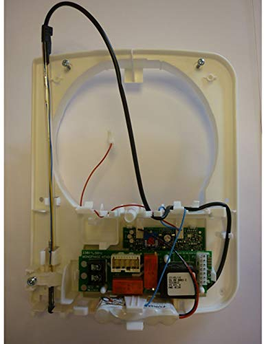 ensemble thermostat - supérieur à 1200w - version socle et horizontale murale - tec2012 - atlantic 029326