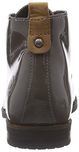 Bugatti V51319K Damen Kurzschaft Stiefel Grau (grau 160)