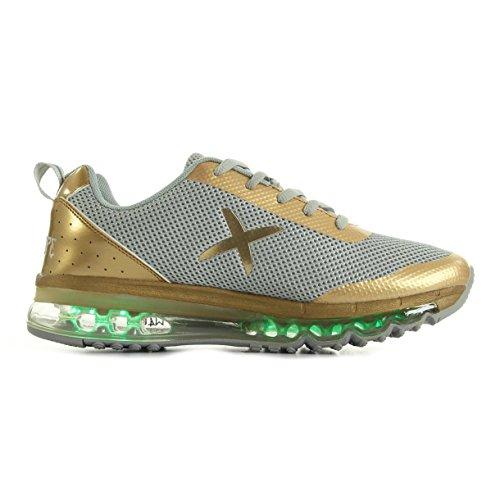 A Estrenar Unisex B0505 sneaker uomo WIZE & OPE X-RUN scarpa grigio oro shoes men Grigio/Oro Ebay Para La Venta ULOgD4z0