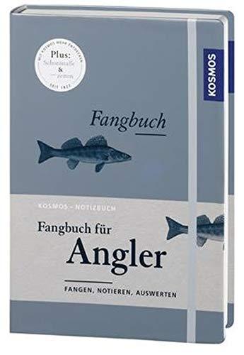 Fangbuch für Angler: Fangen, Notieren, Auswerten