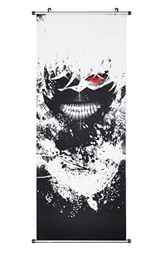 6d935cfd13e8f CoolChange Tokyo Ghoul Kakemono Poster made of fabric