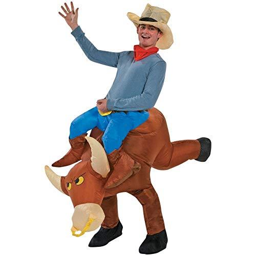 Kostüm Bull Rider - Bull Rider Inflatable