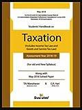 Students Handbook on Taxation - CA IPCC
