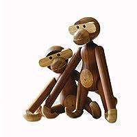 Kay Bojesen Wooden Figurine Monkey