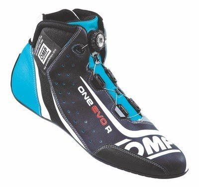 PP Stuhlmatten ompic/80524644One EVO R Schuhe PP Stuhlmatten blau/silver/cyan Größe 44