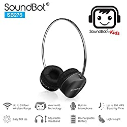 SoundBot SB276 Bluetooth Headphones