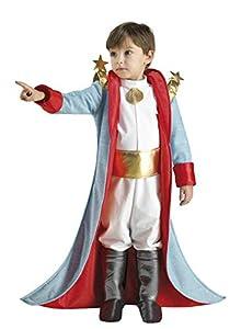 Clown Republic - Disfraz de pequeño príncipe para niño, 09302/02, color blanco