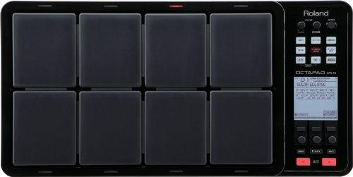 Roland spd-30-bk Octapad Electronic drum Trigger Pad (nero)