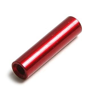 atoplee 10pcs m3 CNC rund Aluminium Legierung Pattsituation Spacer Ohrstecker Verschluss [25 mm]