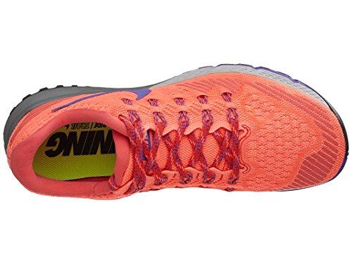 Nike 749335-802, Sneakers trail-running femme Orange
