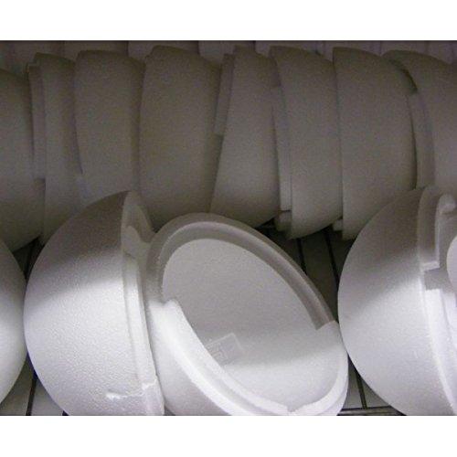 www.decomalin.com Boule en polystyrène diam 40cm