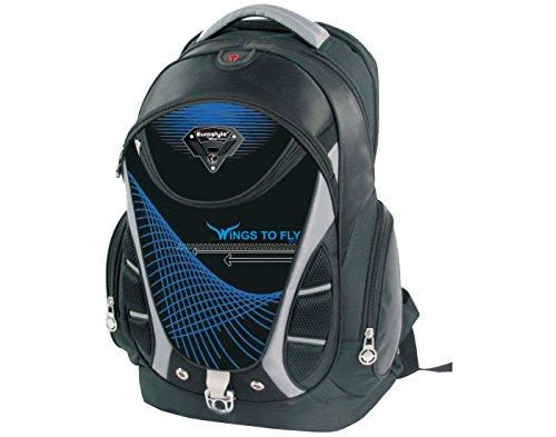 Eurostyle 10003 Sports Series Backpack(Blue Black)