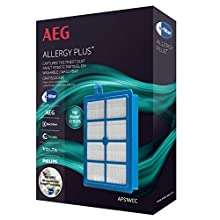 AEG AFS1WCC - Filtro per aspirapolvere Philips s-Bag per UltraOne,UltraSilencer, VX6, VX6-2,VX7, VX7-2, LX7, LX7-2,VX8, VX8-2, VX9-öko, VX9-2, LX8, LX8-2, LX9, colore: Blu