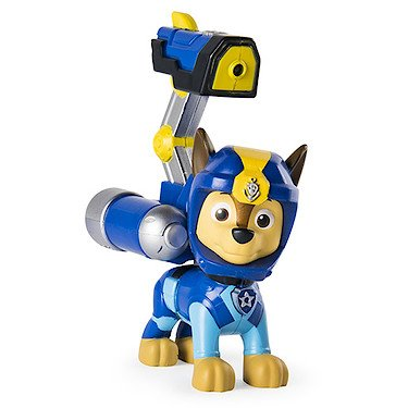 Paw Patrol : Sea Patrol – Light up Chase – Figurine de la Pat' Patrouille Marine & Sac à Dos Lumineux