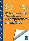 120 fiches pour aider l'élève à développer ses compétences langagières by Eric Truskolaski;Vivilablonde(2011-02-24)