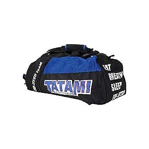 TATAMI fightwear Jiu Jitsu brésilien Gear Sac Noir