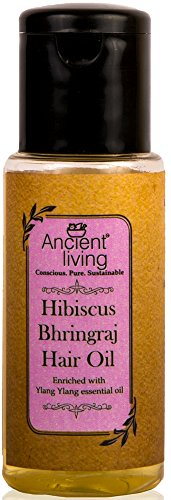 Ancient Living Hibiscus & Bhringraj Hair oil -50ml  available at amazon for Rs.89