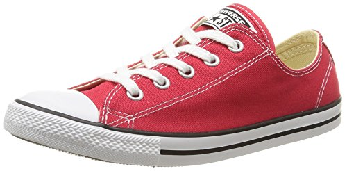 Converse As Dainty Ox, Damen Sneakers Rot (Rouge)