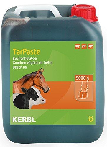 KERBL - AKO 16350 Buchenholzteer TarPaste flüssig, 5000gr.
