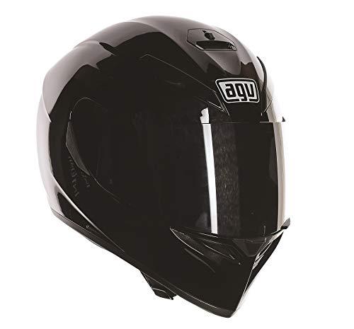 AGV Motorradhelm K-3 SV E2205 Solid, Black, Größe ML