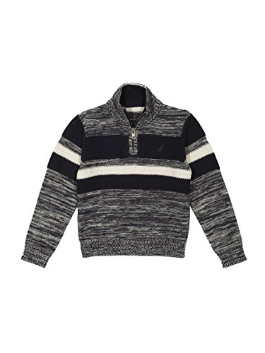 Nautica Jungen   Pullover  -  blau -  (Nautica Pullover Für Jungen)