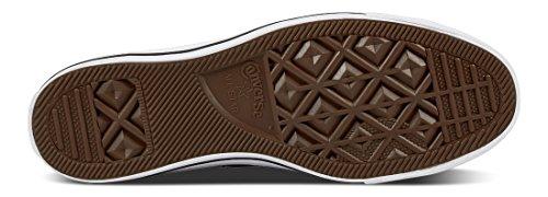 Converse Unisex-Erwachsene Chuck Taylor All Star Hohe Sneaker Grau (Black/White/Black)