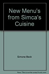 New Menu's from Simca's Cuisine
