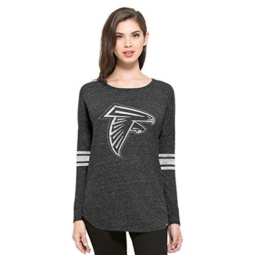 NFL Damen '47Neps Long Sleeve Tee, Blau (Coastal Blue) Preisvergleich