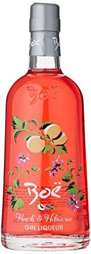 Boe Peach and Hibiscus Liquer Gin, 50 cl