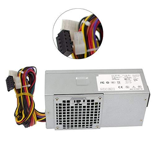 Bloc d'alimentation 250W pour Dell Optiplex 990 790 390 3010 Inspiron 620s  537s 540s 545s 546s 560s 570s 580s Vostro 200s 220s 230s 260s 400s Studio