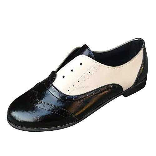 Odjoy-fan-donne il giro dito del piede piatto scarpe stivaletti in pelle slip-on square singole inverno moda stivali casual college vento da pelle scamosciata basso singole martin