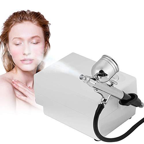 Gesichtspflege Massagegerät, Wasser Sauerstoff Sprüher Beauty Machine Mikro Nano Oxygiermaschine Wrinkle entfernen Verjüngung Salon Tools für Schönheitssalon Kosmetikerin Haut Manager FDA genehmigt