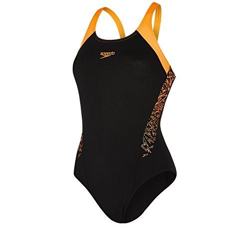 Speedo Women's Boom Splice Muscleback Swimsuit