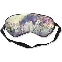 Eye Mask Eyeshade Dandelion Scenery Sleeping Mask Blindfold Eyepatch Adjustable Head Strap preisvergleich bei billige-tabletten.eu