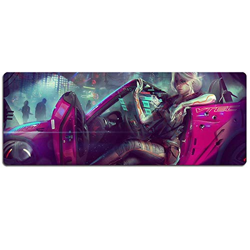 IGIRC Cyberpunks 2077 Speed Gaming Mouse Pad |Alfombrilla