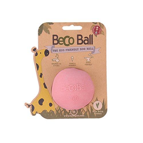 becothings-hundespielzeug-ball-m-rosa