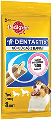 Pedigree DENTASTIX, Dog Treats, Small Breed Dog, 3pcs, 45 gm