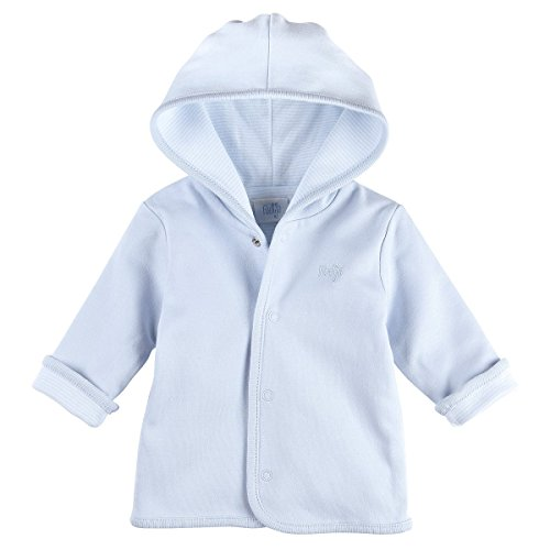 FEETJE Wendejacke Baby-Jacke Babykleidung, Größe 56, blau