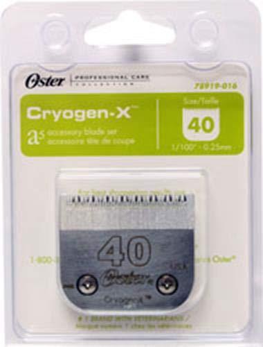 Eurofarm Oster - Testina per tosatrice per Pelliccia di Cani, per rasoi a Motore, 65 mm