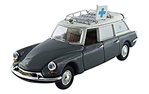 Rio - 4447 - Vehículo Ready - Modelo para la Escala - Citroën DS 19 Ambulancia Municipal - 1962 - 1/43 Escala