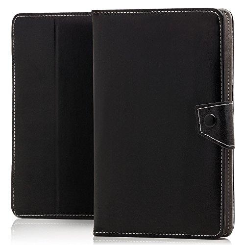 Saxonia Tablettasche Case Universal Tablet Tasche für 8 Zoll (Lang) Schwarz