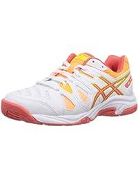 Asics Gel-game 5 Gs, Chaussures de Tennis Mixte enfant