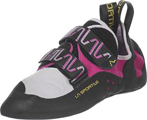 Damen Kletterschuhe Katana Woman Schwarz Pink