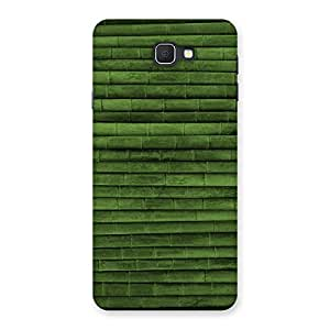 Neo World Green Bamboo Design Back Case Cover for Samsung Galaxy J7 Prime