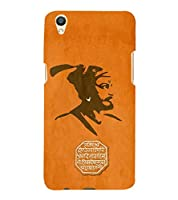 This is Durable 3D Chatrapati Shivaji Maharaj Rajmudra Designer Case made up of Hard Polycarbonate Plastic and This Case is very much safe for your Oppo F1 Plus :: Oppo R9. This 3D Chatrapati Shivaji Maharaj Rajmudra Case protects your Oppo F...