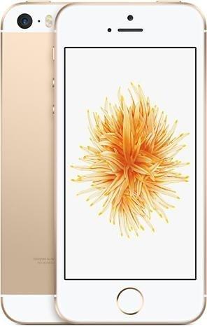 "Apple iPhone SE - Smartphone iOS (4"", 12 MP, 2 GB RAM, 64 GB, 4G), color oro"